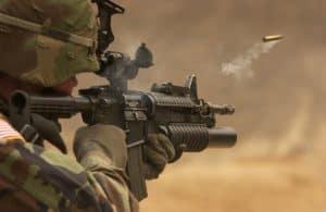 עבירות נשק בצבא ראשית