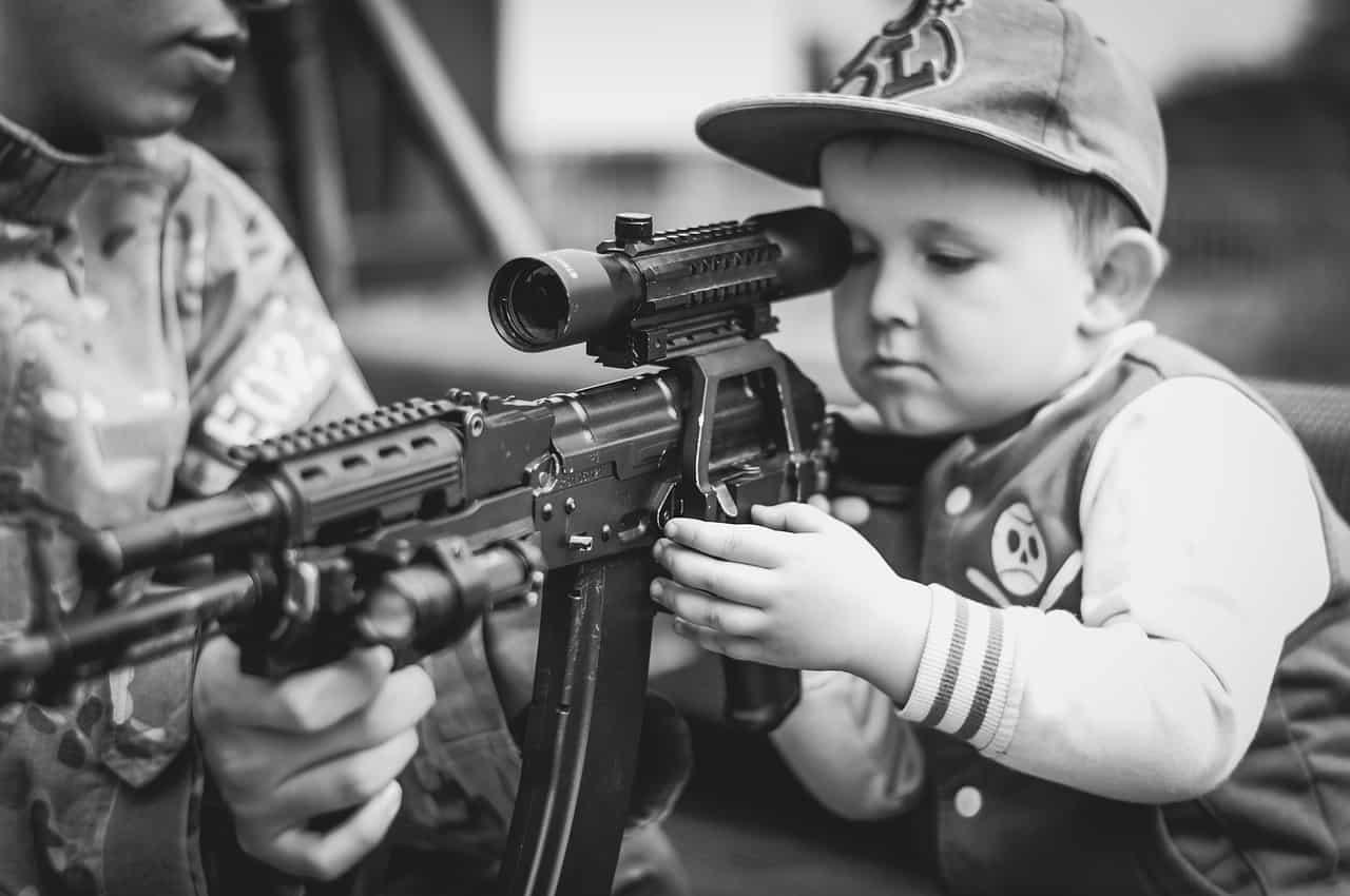 עבירות נשק בצבא