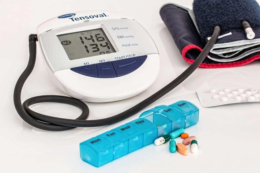מכשיר למדידת לחץ דם